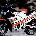 Yamaha FZ600 (1987-88)