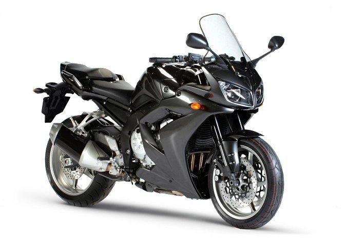 Yamaha FZ1 (2008)