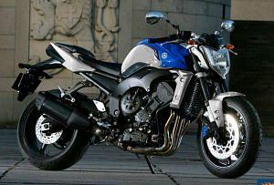 Yamaha FZ1 (2010)