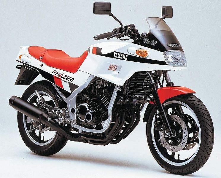 Yamaha FZ250 (1985)
