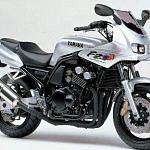 Yamaha FZ400 Fazer (1997)