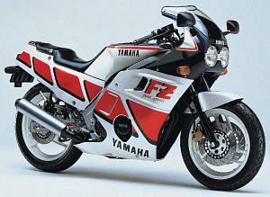 Yamaha FZR400R (1986)