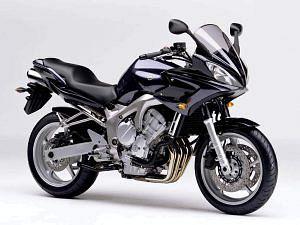 Yamaha FZ6 Fazer (2005)