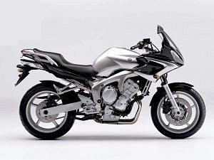 Yamaha FZ6 Fazer (2004)