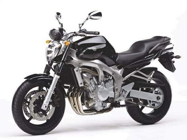 Yamaha FZ6 Naked (2005)