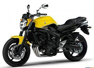 Yamaha FZ6 S2 (2009)