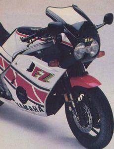 Yamaha FZ600 (1986)