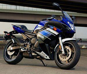 Yamaha FZ6R (2013)
