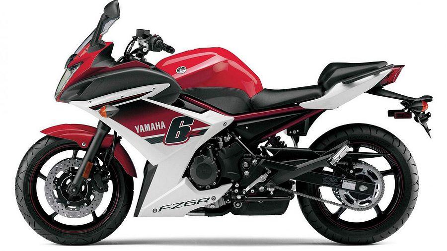 Yamaha FZ6R (2014)