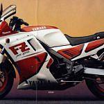 Yamaha FZ700 (1987)