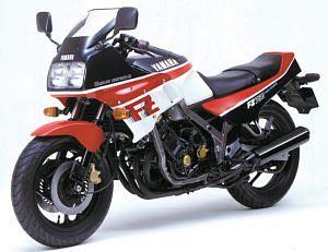 Yamaha FZ750 (1985)