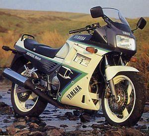 Yamaha FZ 750 (1986)