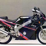 Yamaha FZR600 (1989)