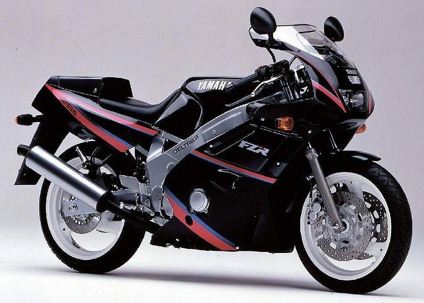 Yamaha FZR600 (1991)