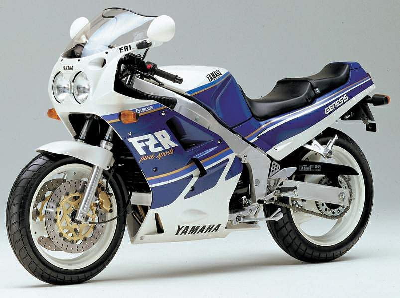 Yamaha FZR750 (1987)