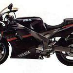 Yamaha FZR1000R EXUP (1992)