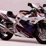 Yamaha FZR1000R EXUP (1993)