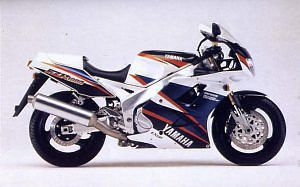 Yamaha FZR1000R EXUP (1995)