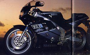 Yamaha FZR250R (1993-95)