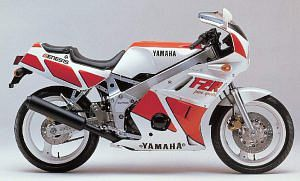 Yamaha FZR400 (1986)