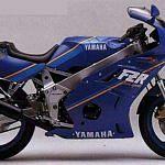 Yamaha FZR400 (1987)