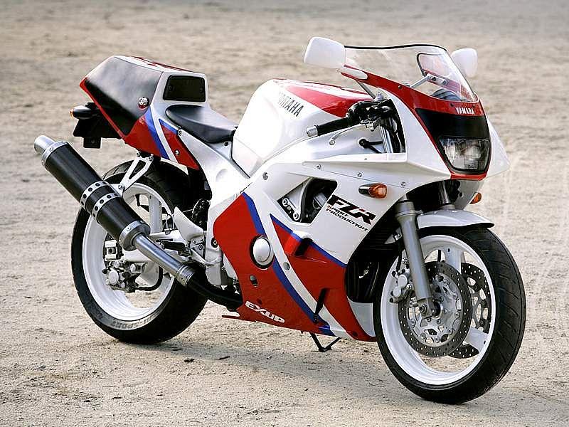 Yamaha FZR 400RR SP (1990-91)