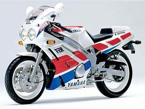 Yamaha FZR600 (1990)