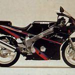 Yamaha FZR600 (1992)