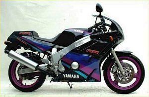 Yamaha FZR600 (1993)