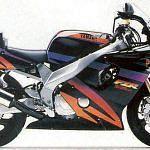 Yamaha FZR600 (1995)