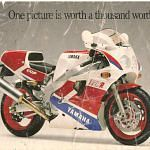 Yamaha FZR750 OWO1 (1990)