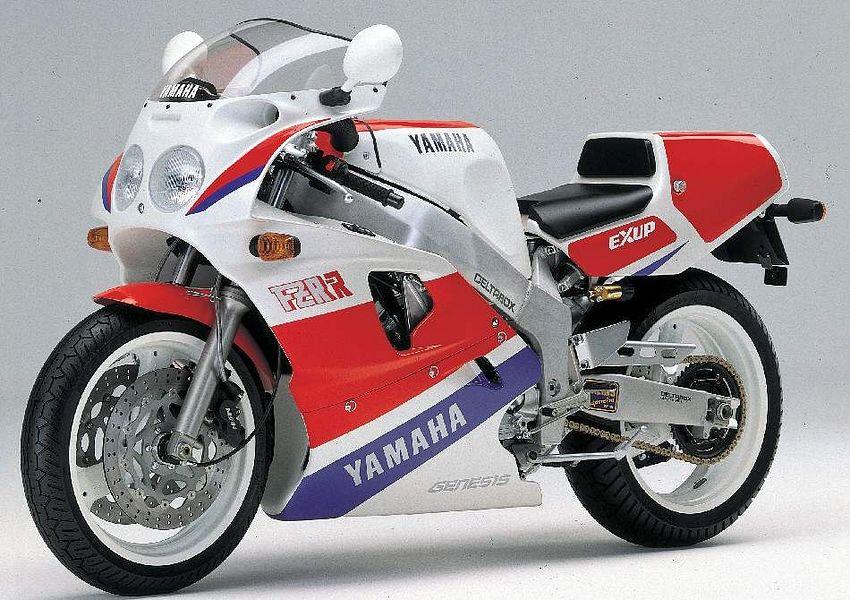 Yamaha FZR750 OWO1 (1989)
