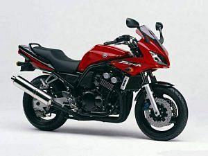 Yamaha FZS600 Fazer (2002)