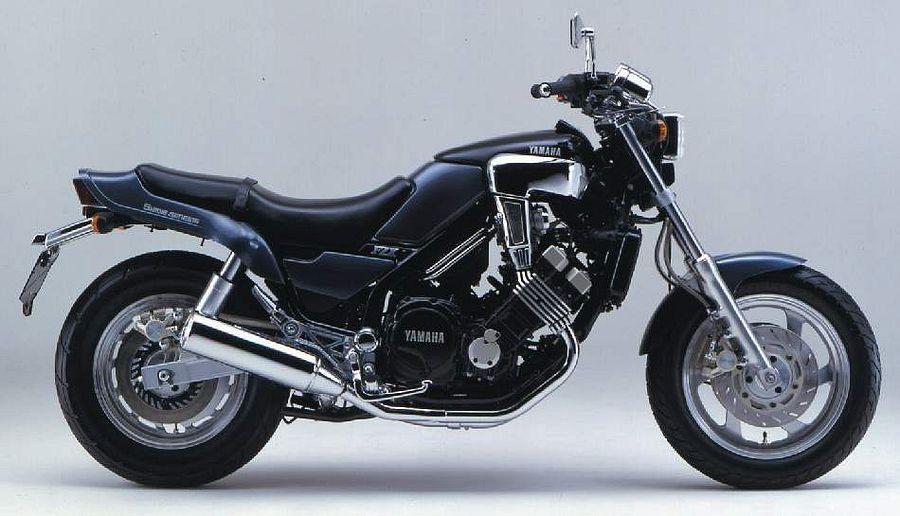 Yamaha FZX750 (1986-87)