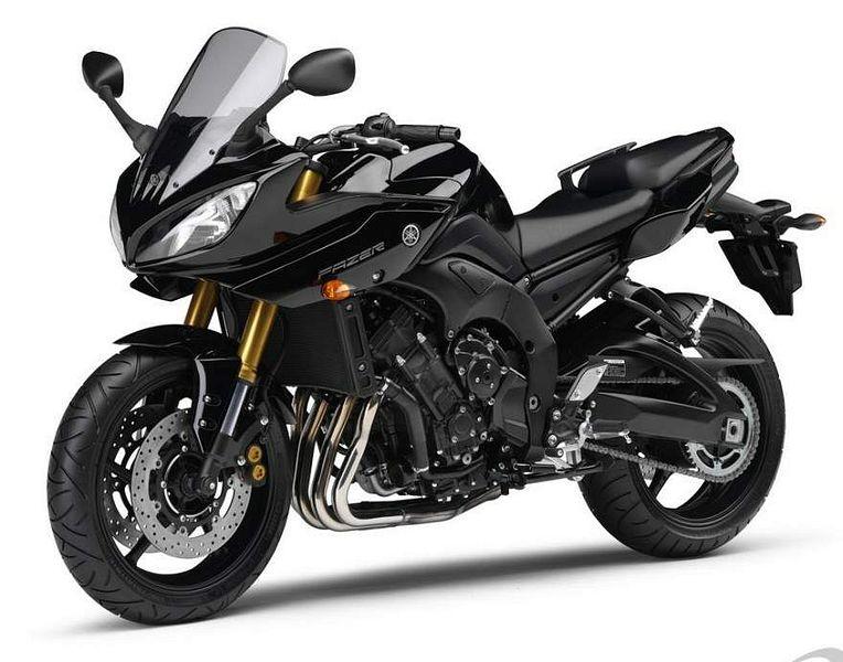 Yamaha FaZer 8 (2011)