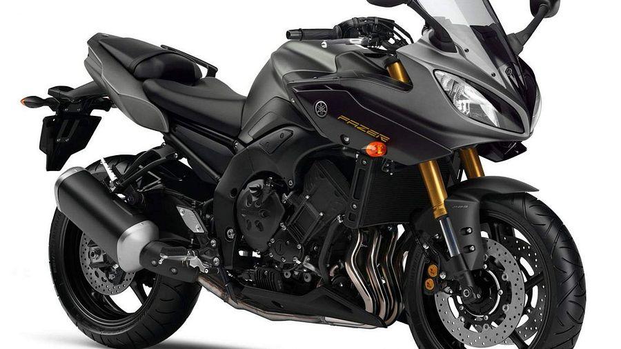 Yamaha FaZer 8 (2012)
