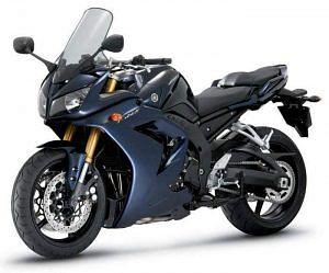 Yamaha FZ1 (2009)