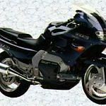 Yamaha GTS1000 A (1997-99)