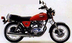 Yamaha GX250 (1978-79)
