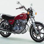 Yamaha GX250 (1978)