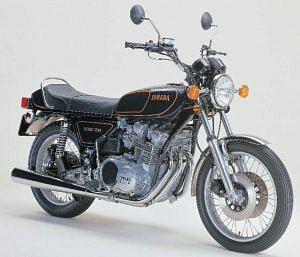 Yamha GX750 (1978-79)
