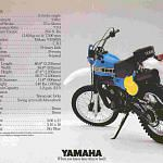 Yamaha IT 250 (1980-81)