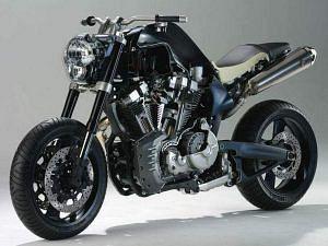 Yamaha MT-01 (2003)