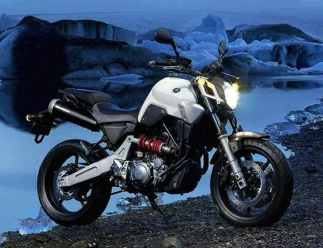 Yamaha MT (2006-07)