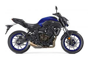 Yamaha MT-07 (2018)