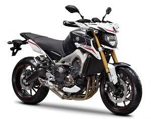 Yamaha MT-09 Street Rally (2014)
