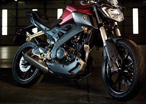 Yamaha MT-125 (2014-15)