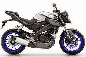 Yamaha MT-125 (2016-17)