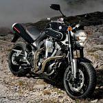 Yamaha MT-01 (2012)