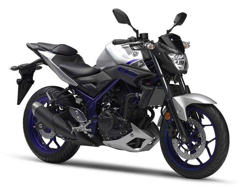 Yamaha MT-03 (2016-17)